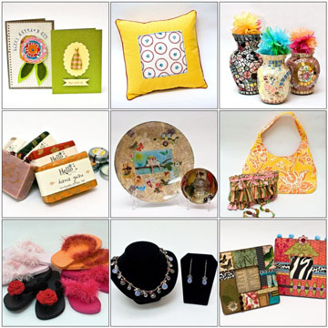 Check out these items and so much more at The Craft Lounge!