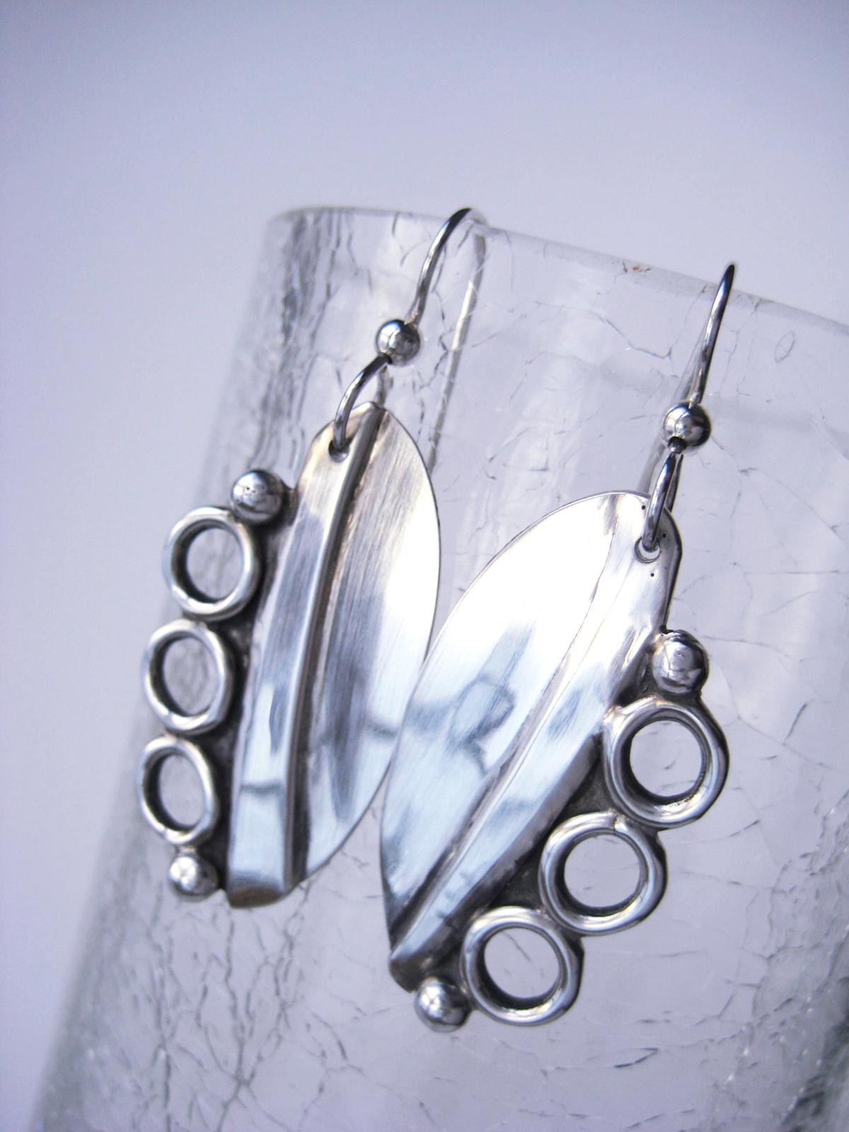 silver ears